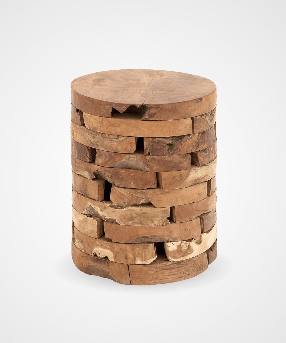 Taburete de madera - Taburete de madera ...
