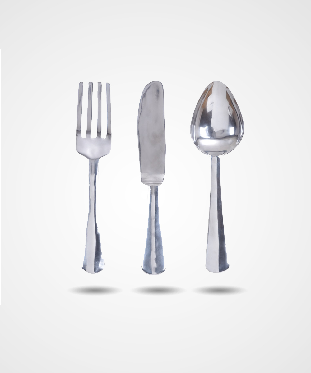 Utensilios de aluminio for Utensilios de cocina de aluminio