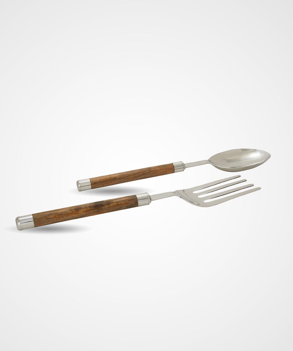 Set de cuchara y tenedor decorativo for Ofertas tenedor